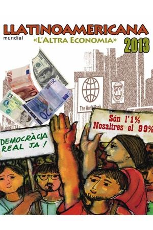 Agenda llatinoamericana 2013: presentació a Olot