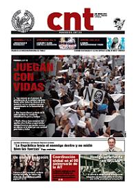 Nou número del Periòdic CNT nº 396 – Gener 2013