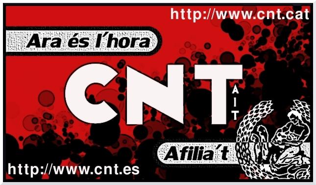 Comunicat de CNT Catalunya-Balears davant els actes de repressió policial esdevinguts en els locals de CNT Sabadell