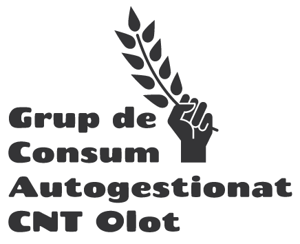 Posada en marxa del Grup de Consum Autogestionat de CNT Olot