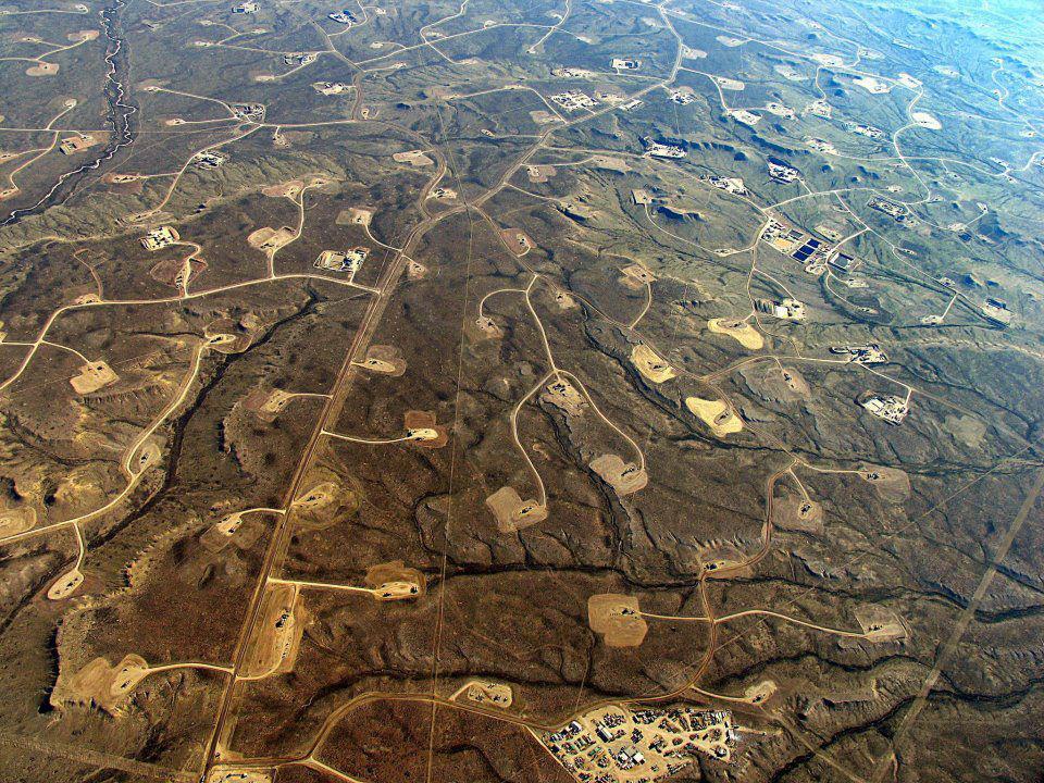 Comunicat de CNT Olot. Fracking a cap preu