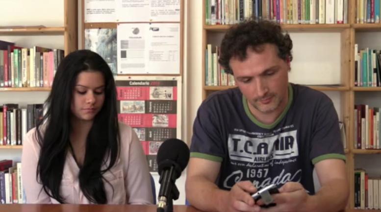 Vídeo de la roda de premsa i les concentracions a Olot