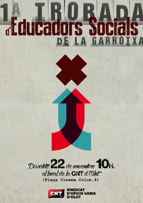 TROBADA EDUCADORS SOCIALS OLOT 2014
