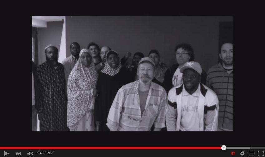 Segon video cridant a la participació a l1 de Maig, a les 11 a la Pl. Rector Ferrer.